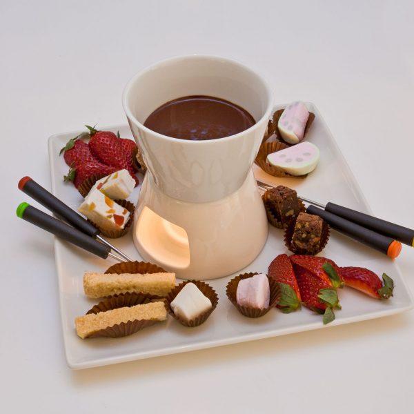 York's Chocolate Story cafe