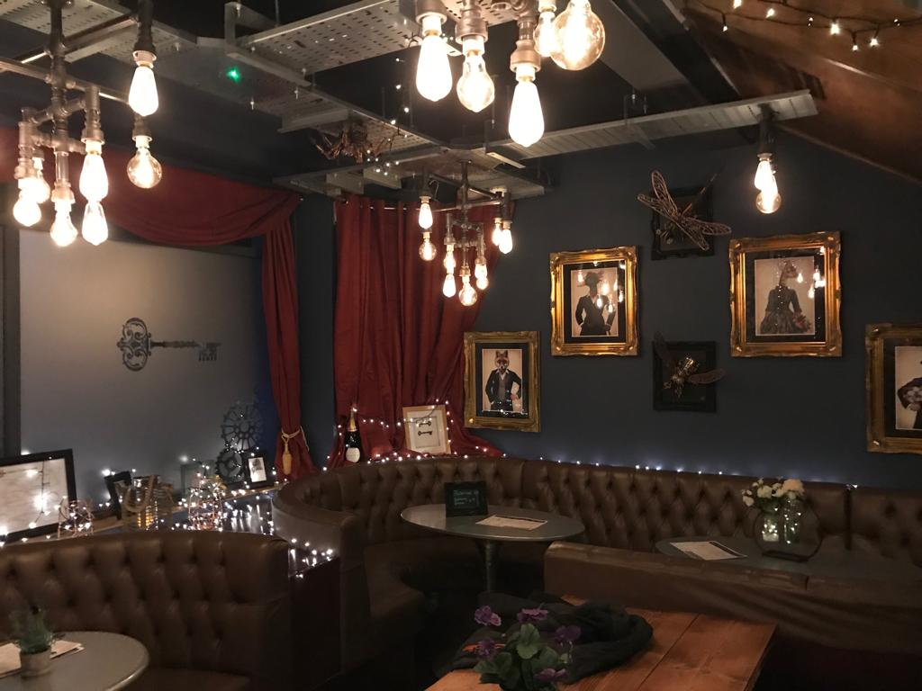 Image of the Restaurant at The Escapologist
