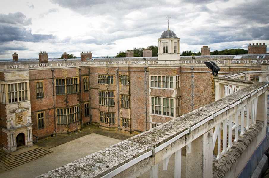 Temple Newsam from the roof - Visit Leeds