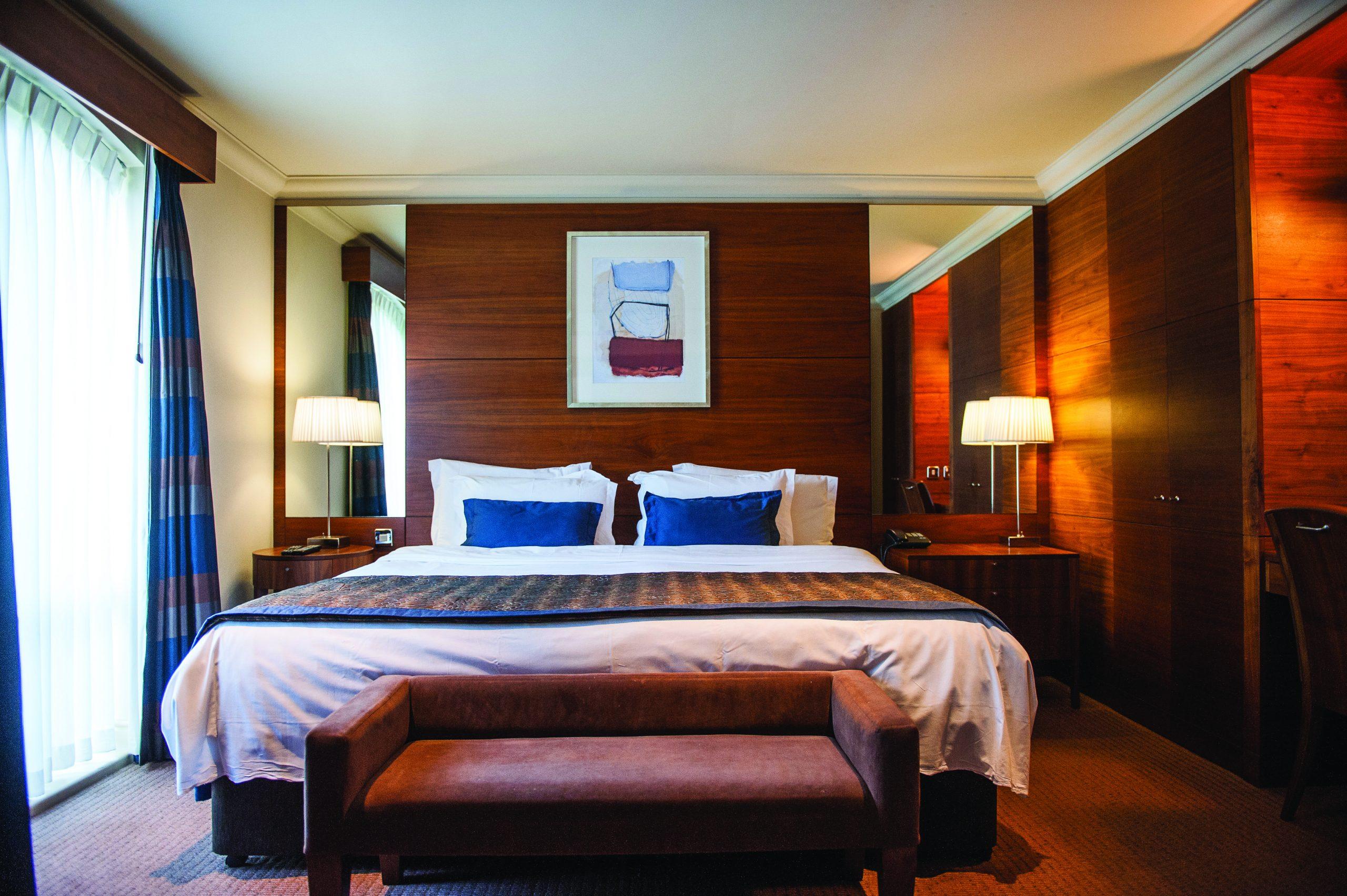 Thorpe Park Hotel & Spa Bedroom