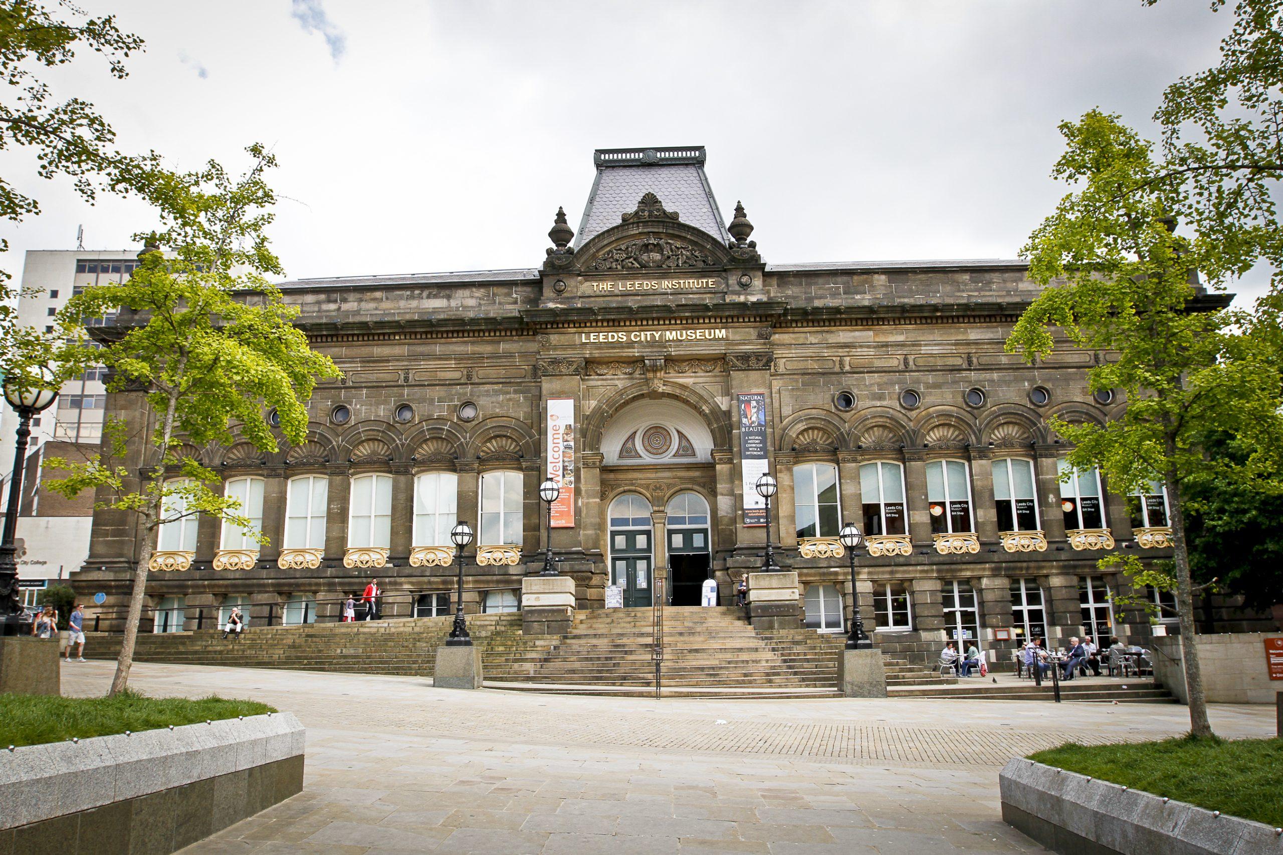 Leeds City Museum Exterior