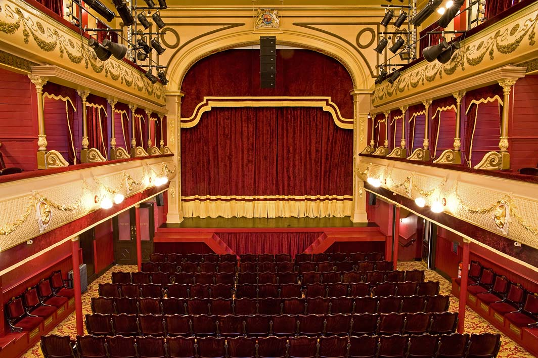 City Varieties auditorium - Visit Leeds