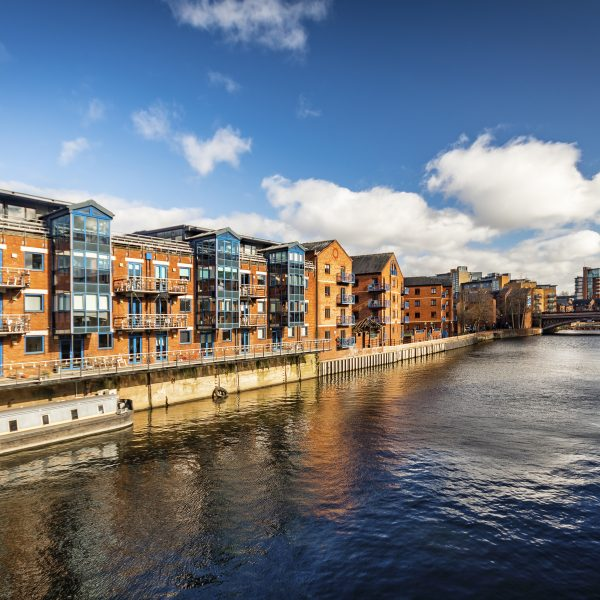 Canal, South Bank - Carl Milner Photography for Leeds City Council