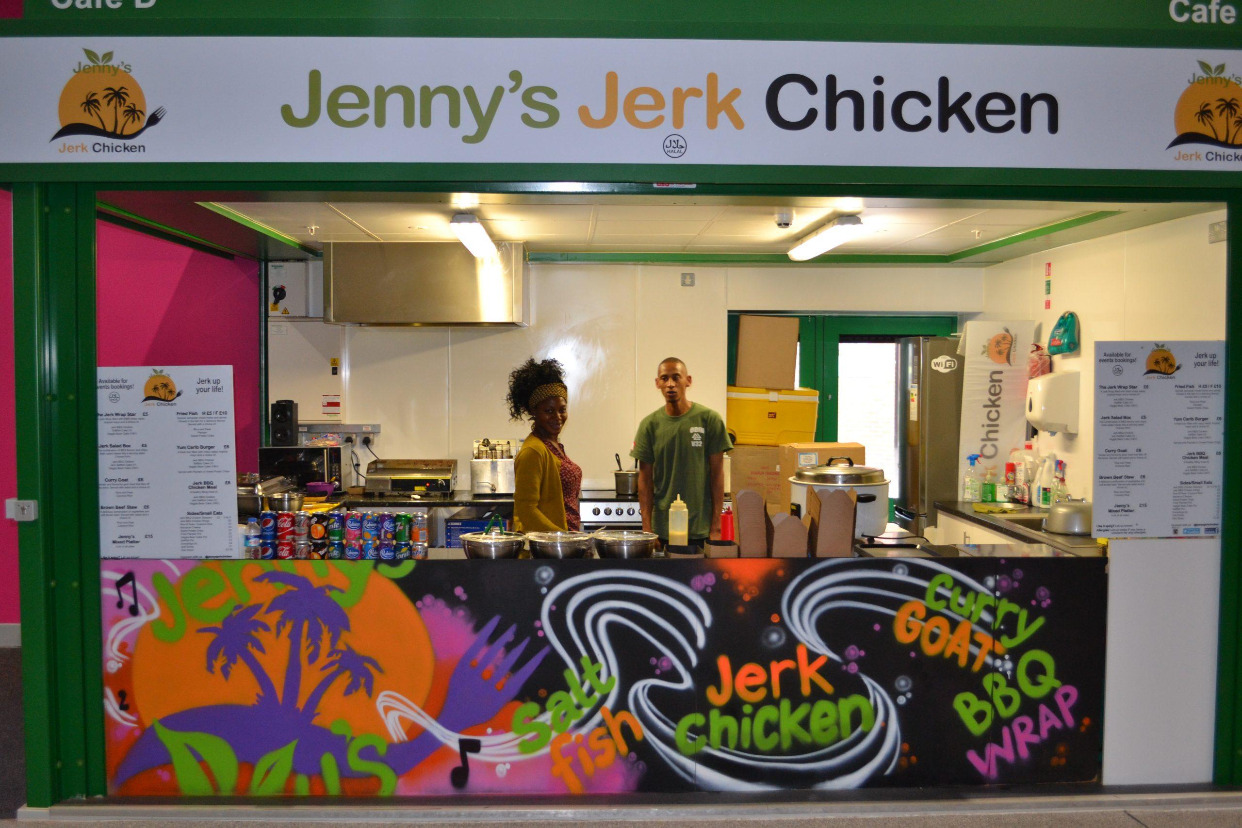 Street Food at Kirkgate Market - Visit Leeds