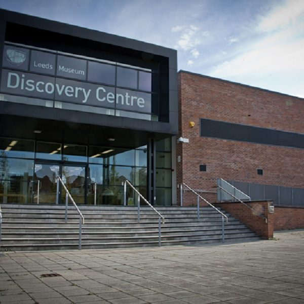 Leeds Discovery Centre exterior - Leeds Museums and Galleries