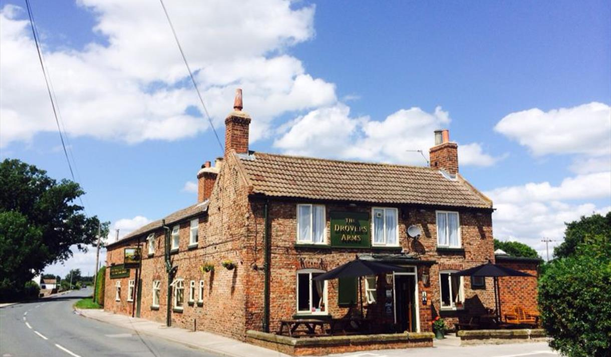 The Drover's Arms Restaurant and Country Pub