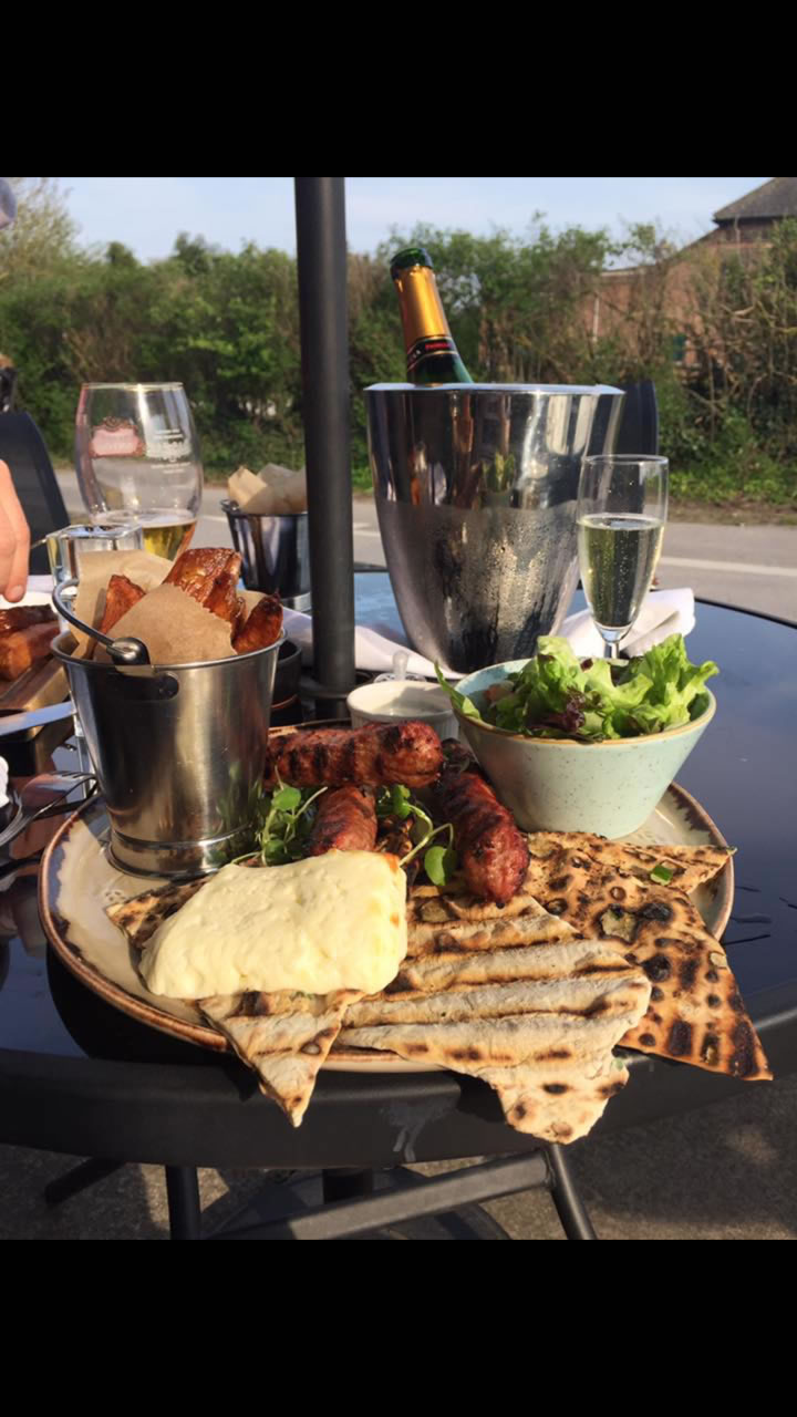 Eat, drink and relax at The Drover's Arms