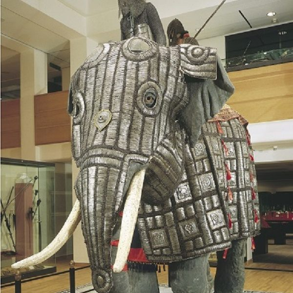 Elephant Armour - Royal Armouries Leeds