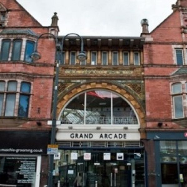 Grand Arcade exterior - Visit Leeds