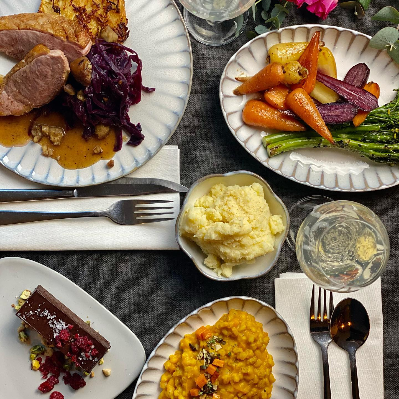 Fettle food selection - credit Fettle