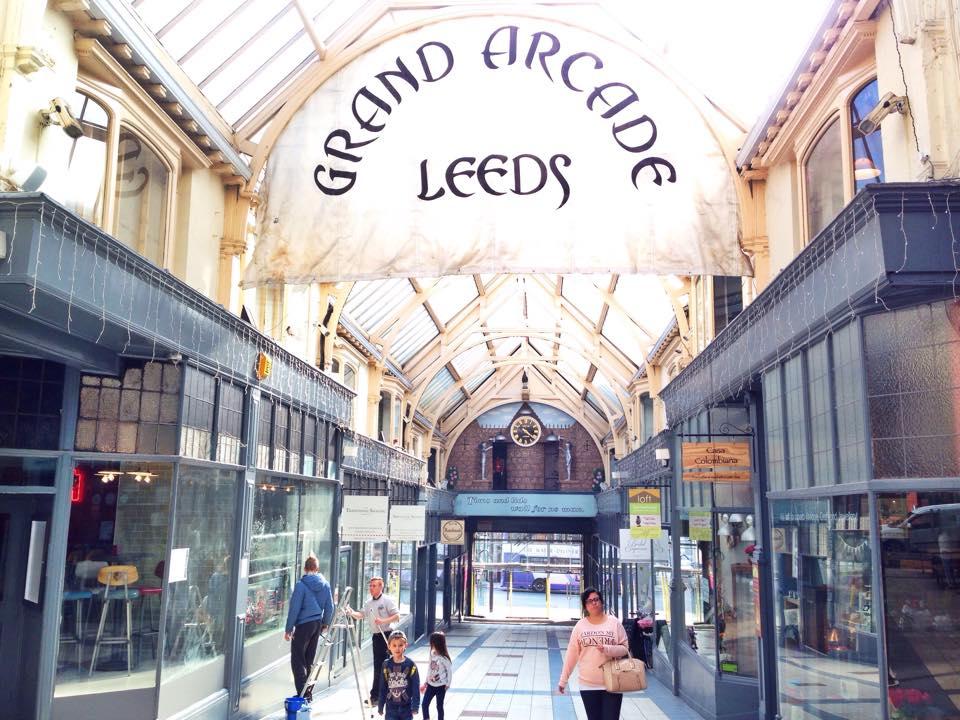 Grand Arcade - credit Camilla Acey