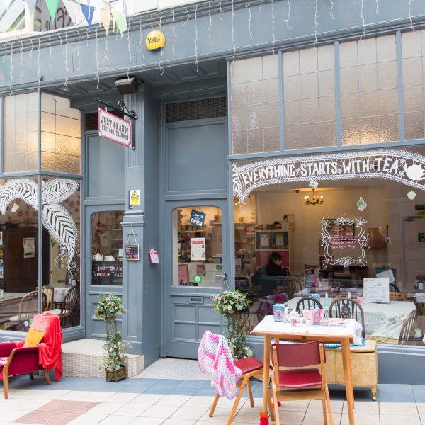 Grand Arcade Leeds - Hannah Webster for Visit Leeds