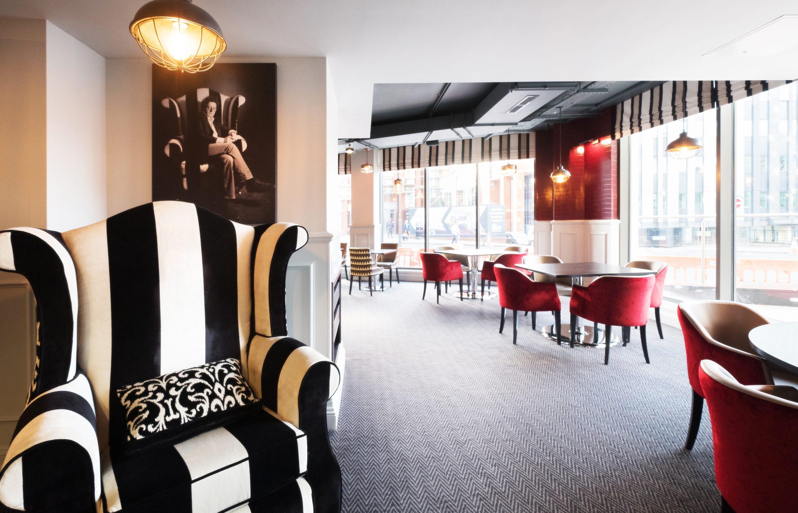 Ibis Styles interior - credit Evoke Pictures