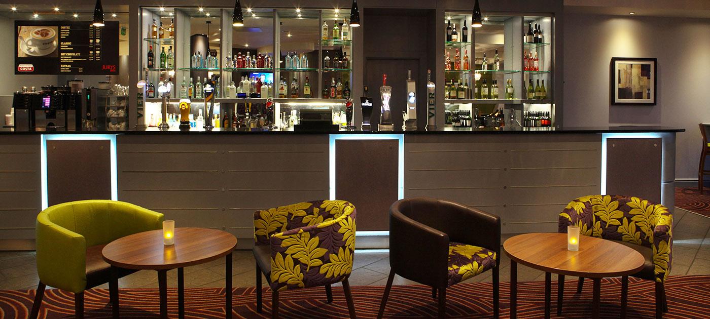 Jurys Inn Bar - credit Jurys Inn