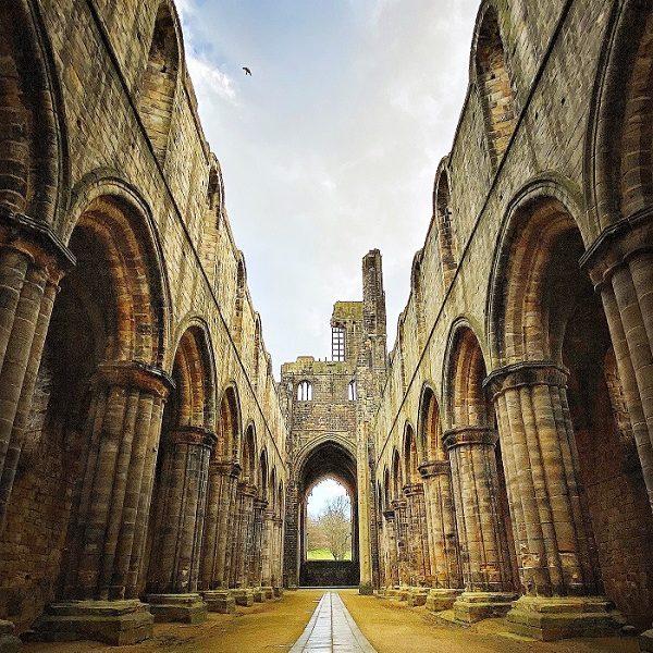 Krikstall Abbey - credit Elaine Taylor