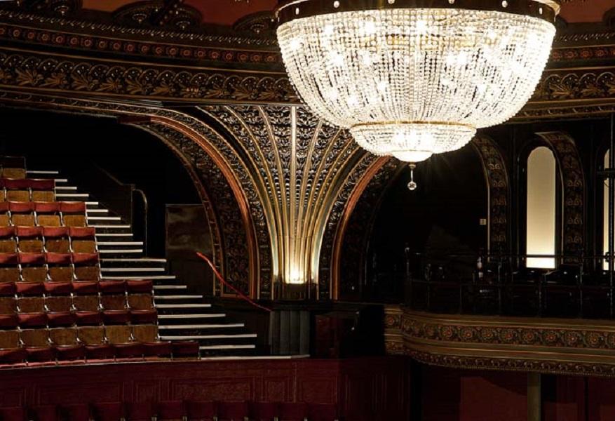 Inside Leeds Grand Theatre - Visit Leeds