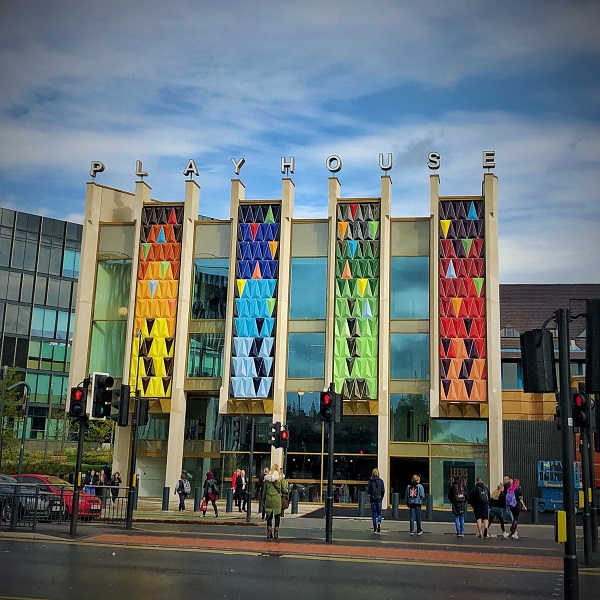 Leeds Playhouse Exterior - Camilla Acey Visit Leeds