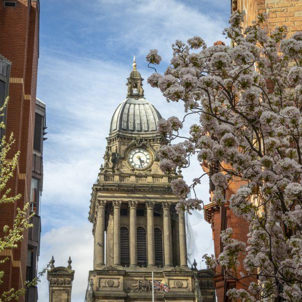 Leeds Town Hall - credit Carl Milner Photography for Visit Leeds