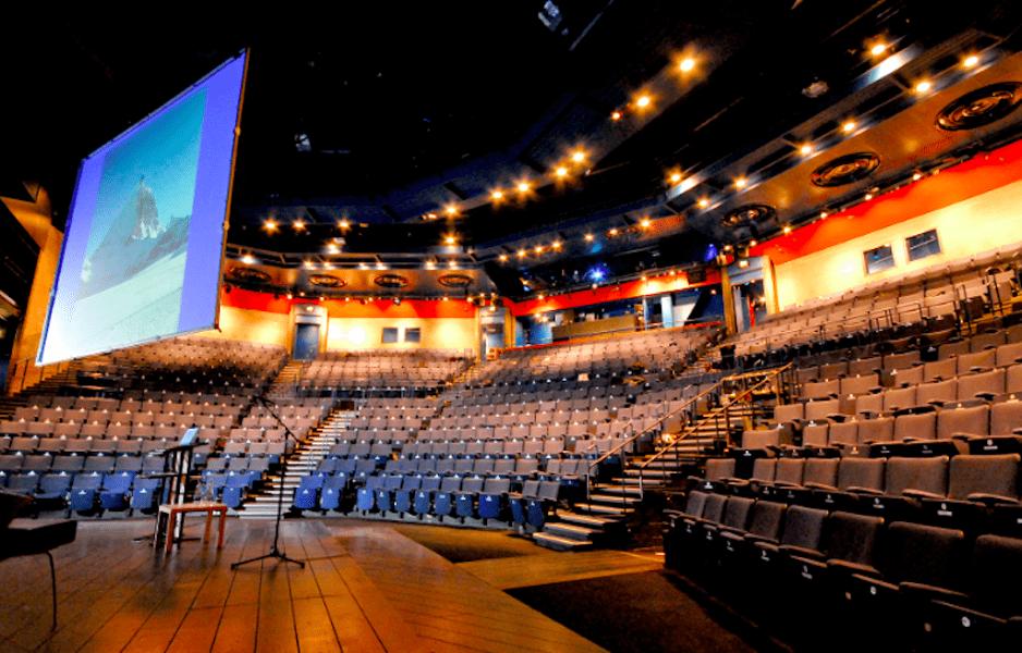Leeds Playhouse interior - Visit Leeds