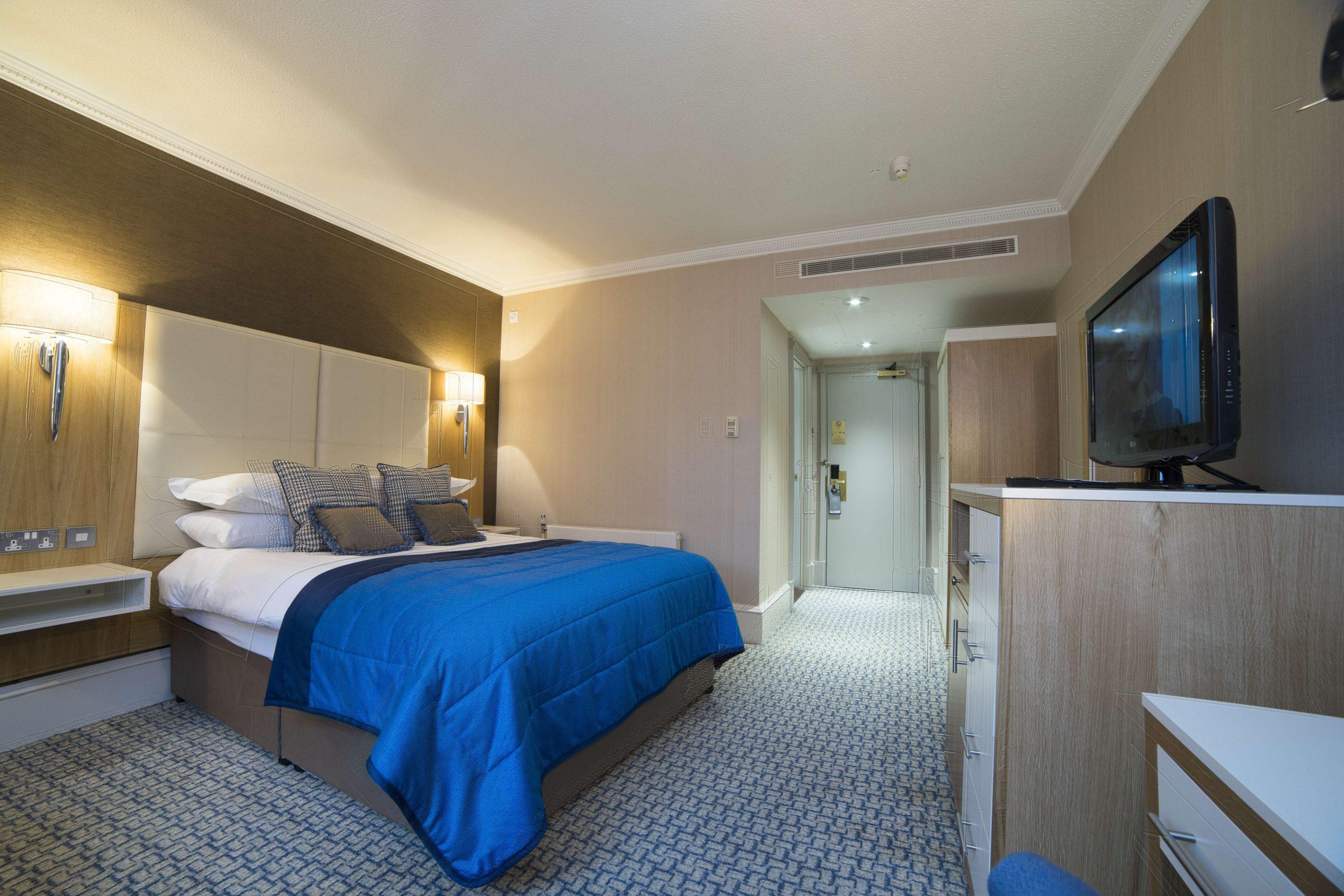 Oulton Hall Bedroom