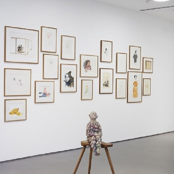 Paloma Varga Weisz Installation, credit - Stefan Hostettler