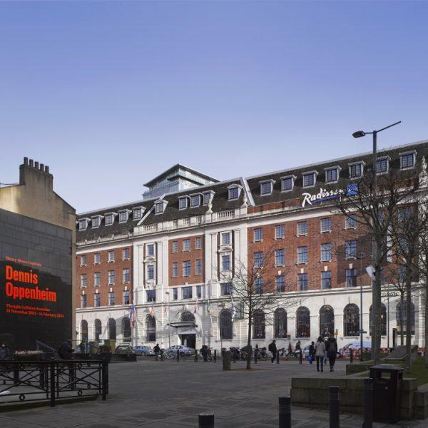 Radisson Blu, Leeds -credit Will Pryce