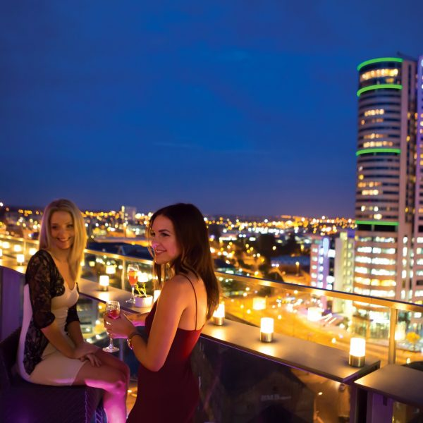 SkyLounge view - credit Red Photography Ltd