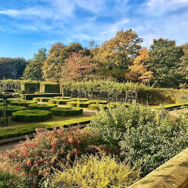 Temple Newsam gardens - credit - Karen Spencer, Visit Leeds