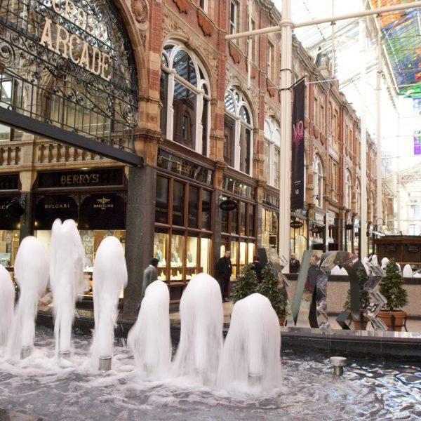 Victoria Quarter Leeds - credit Hammerson