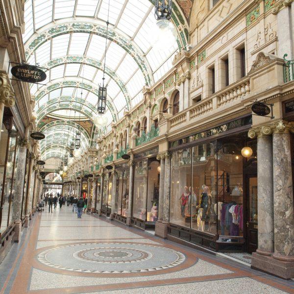 Victoria Quarter - credit Hammerson